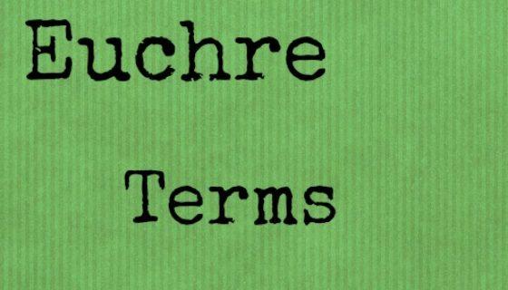 Euchre Terms